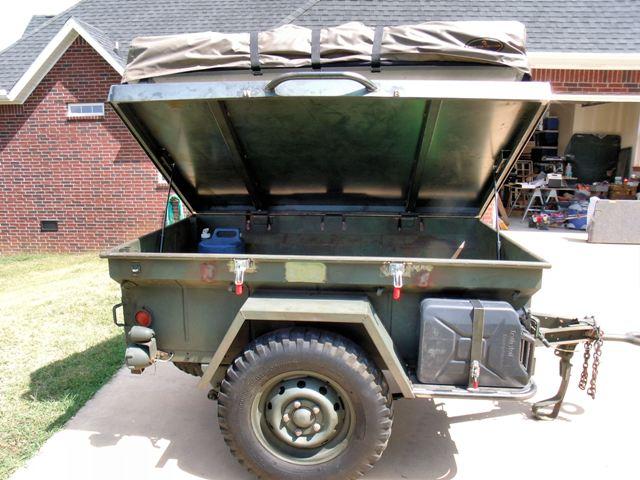 4x4 Offroad Adventure Trailer M-416,ARB SimpsonIII RTT,BFG Mud ...