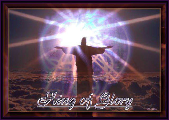 King of kings....Lord of lords