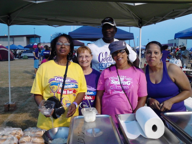 Martha Green's Relay for Life Team