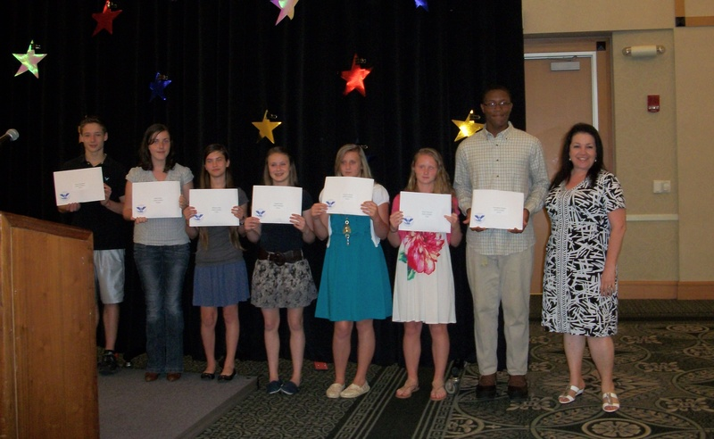 Presidents Volunteer Service Awards