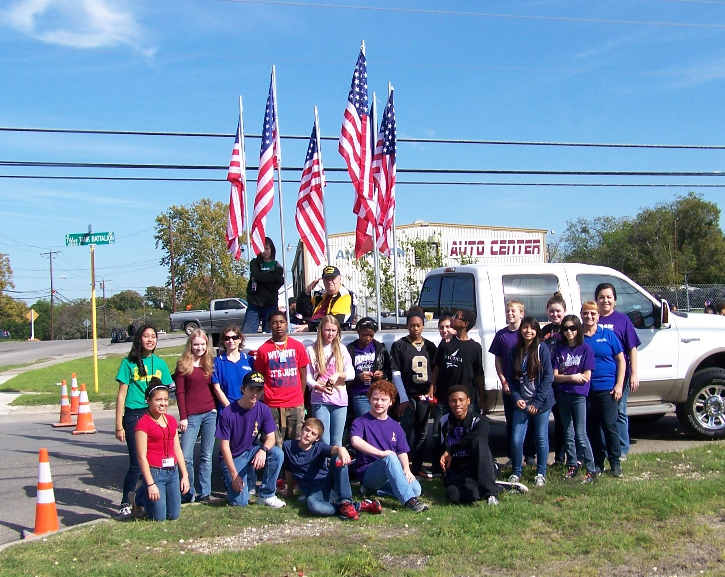 Veteran's Day Parade 11-11-13