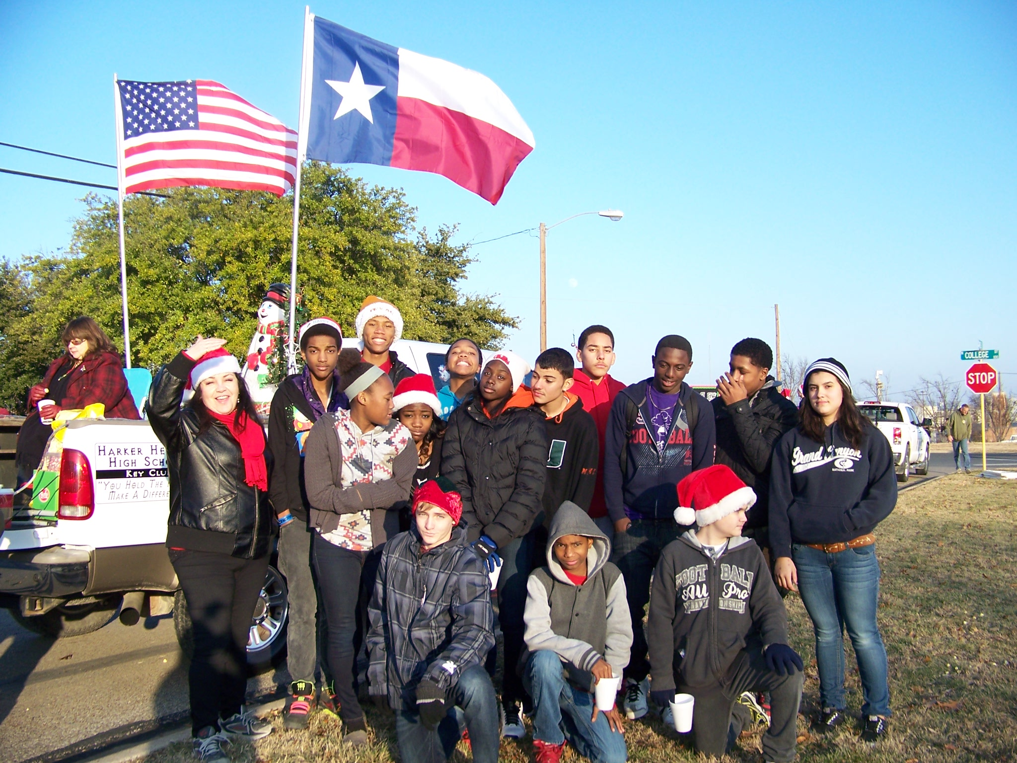2013 Killeen Christmas Parade