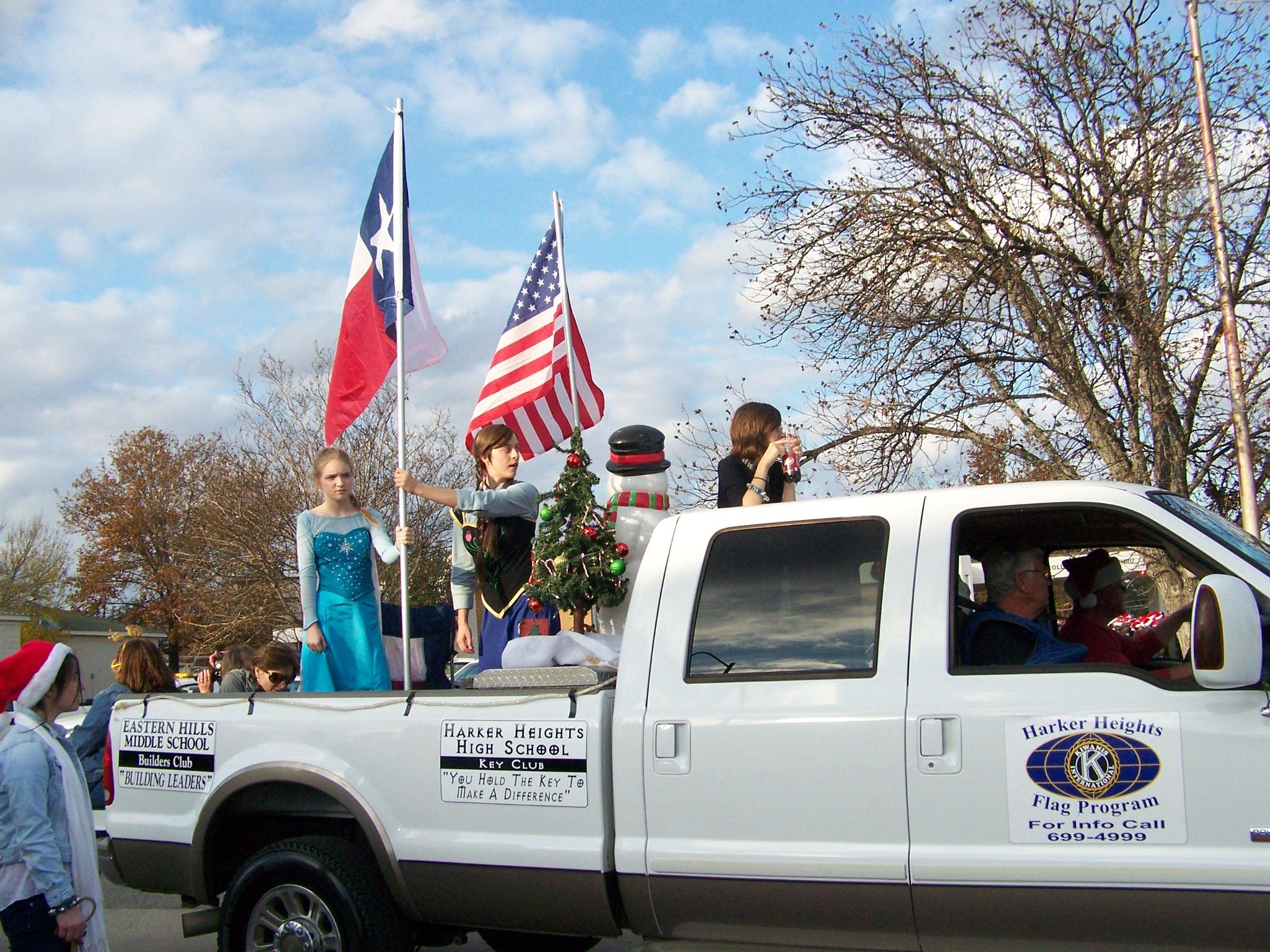 2014 Killeen Christmas Parade