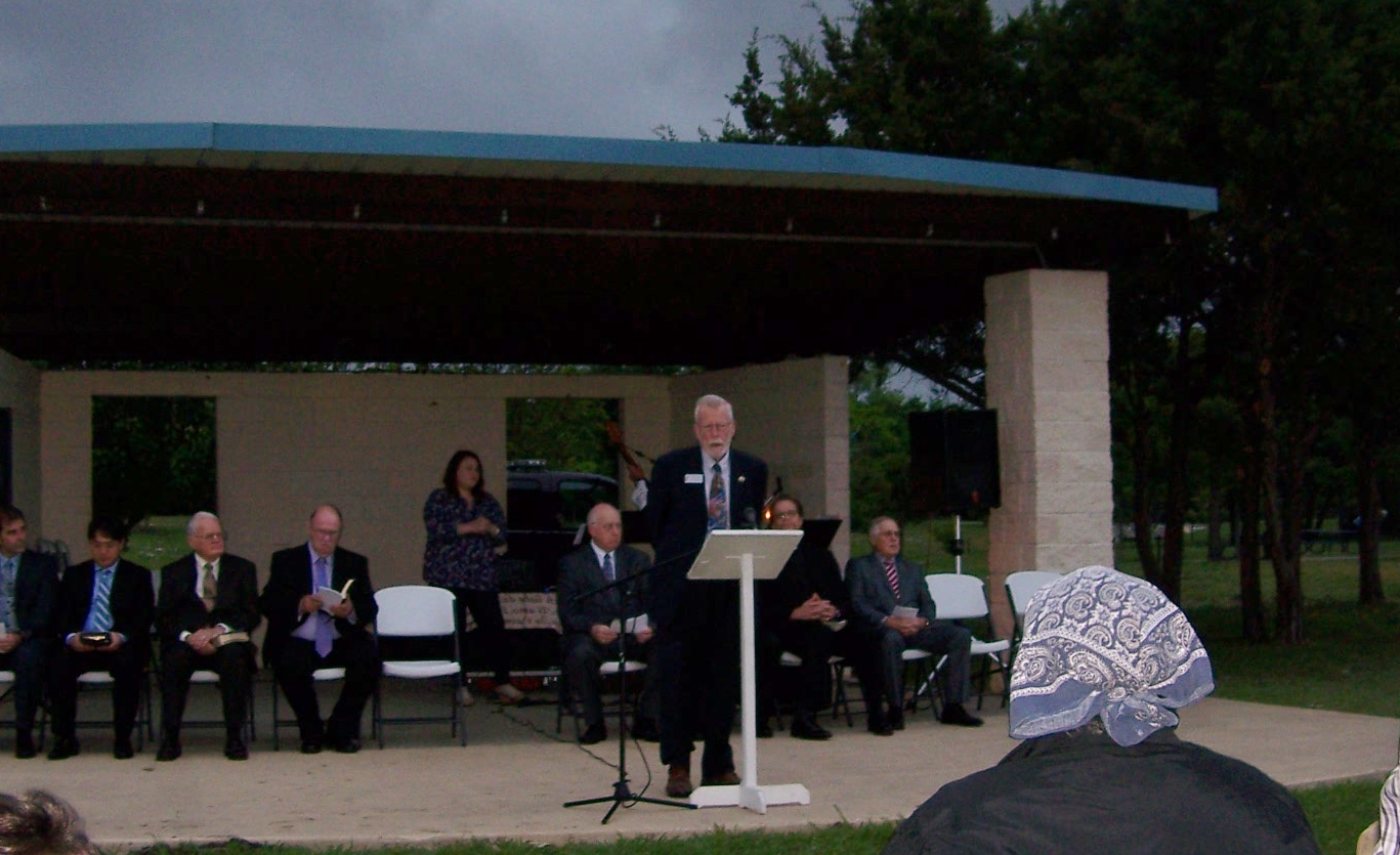 Mayor Rob Robinson