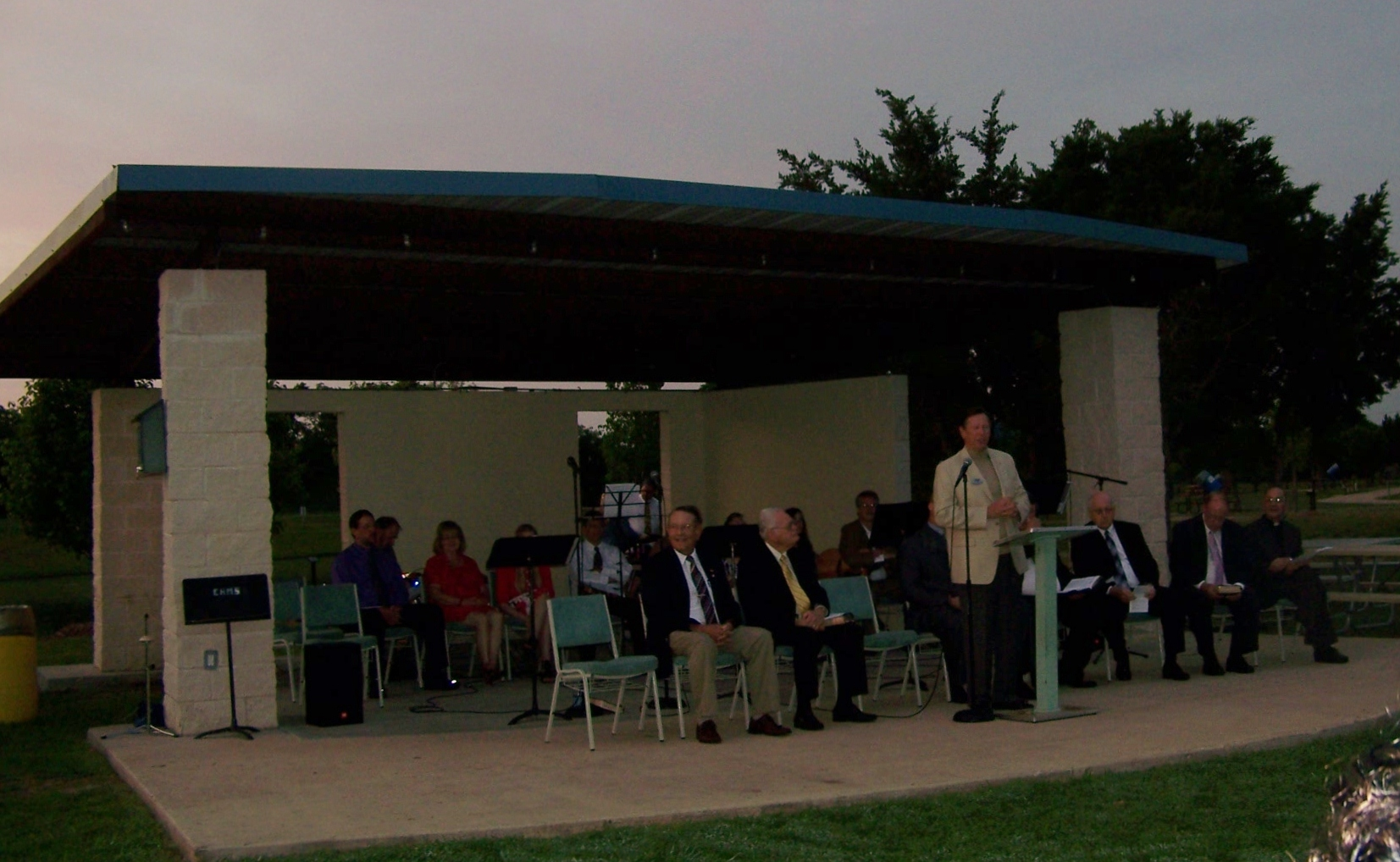 Easter Sunrise Service 2012