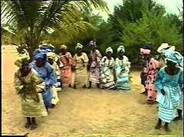 Yoruba Women Praising God