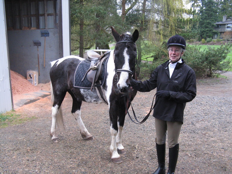Billy & Marian - done their tests!