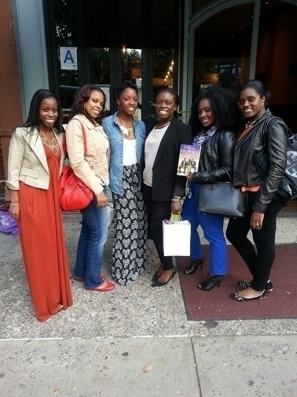 In Brooklyn, New York With the Mimosas and Books Club