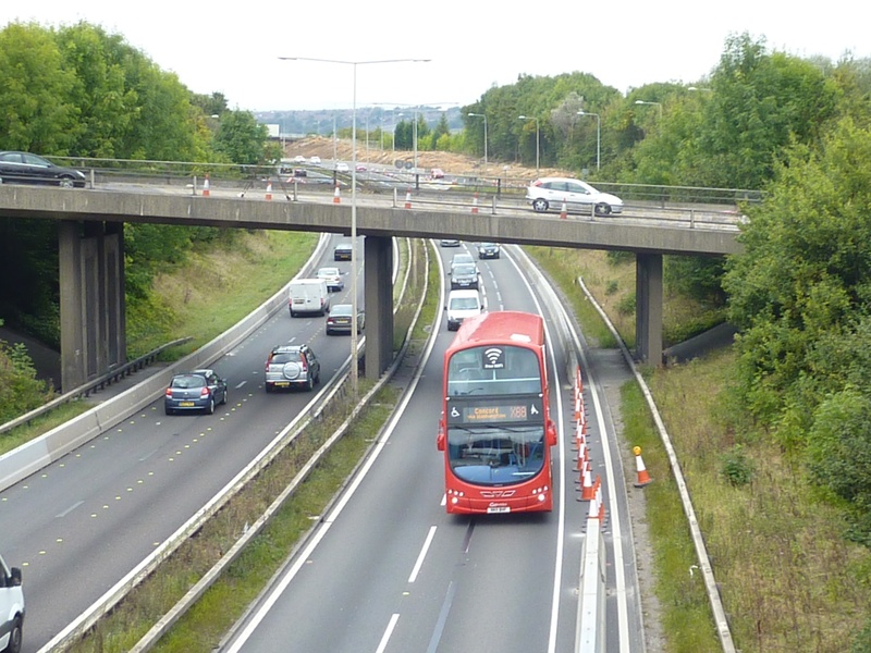 a1 at the bottom of lobley hill