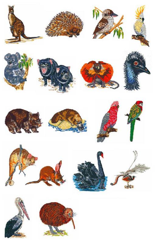 Griffin's favourite animals