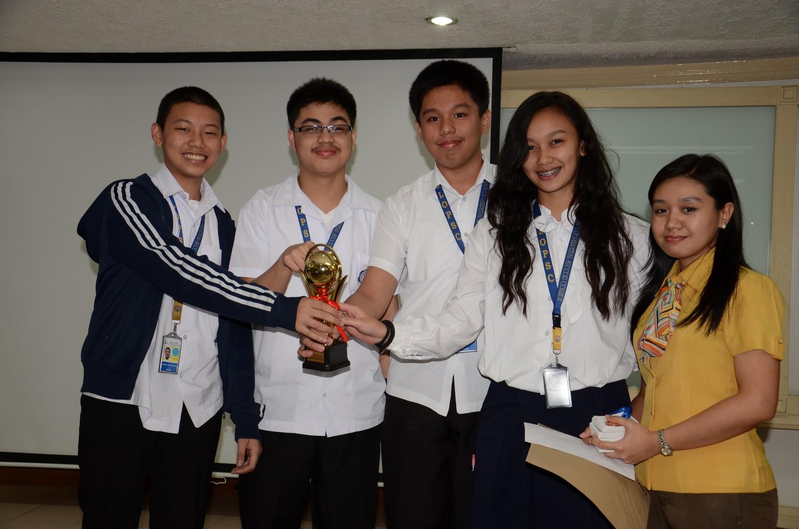 Astronomy essay contest 2015