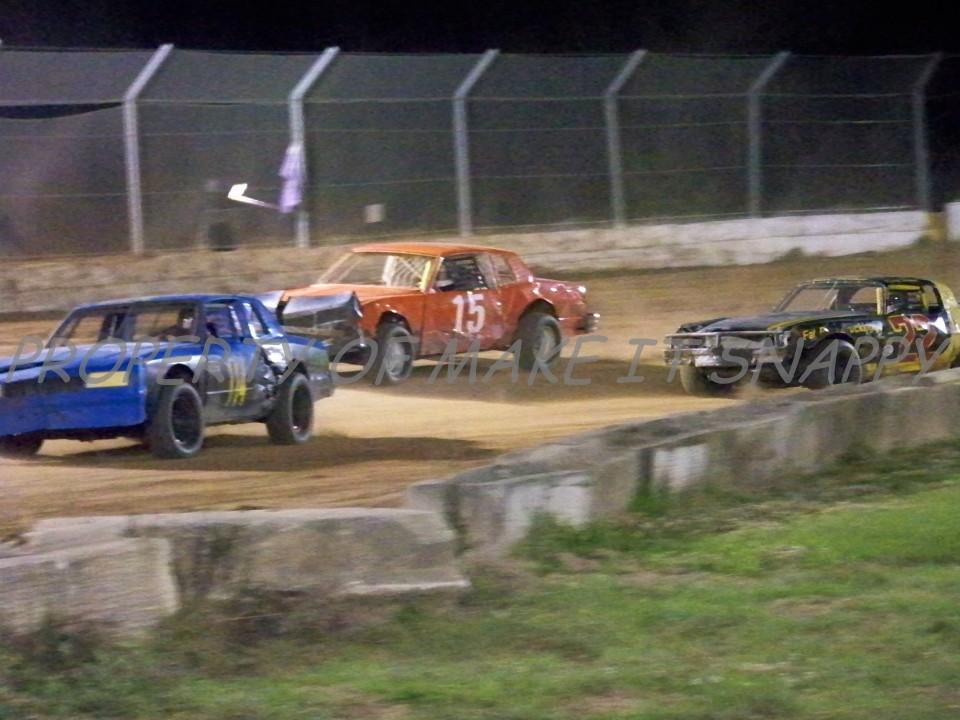 Me racing in my 114