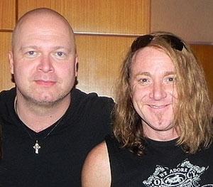 Kiske y Hansen