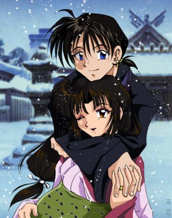 Wsus2 Search Results. Miroku and Sango -Lillybelle14