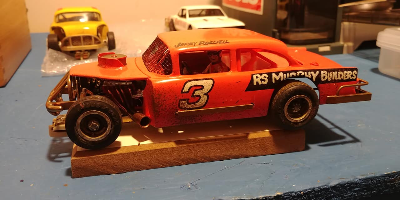 Jerry Roedell # 3