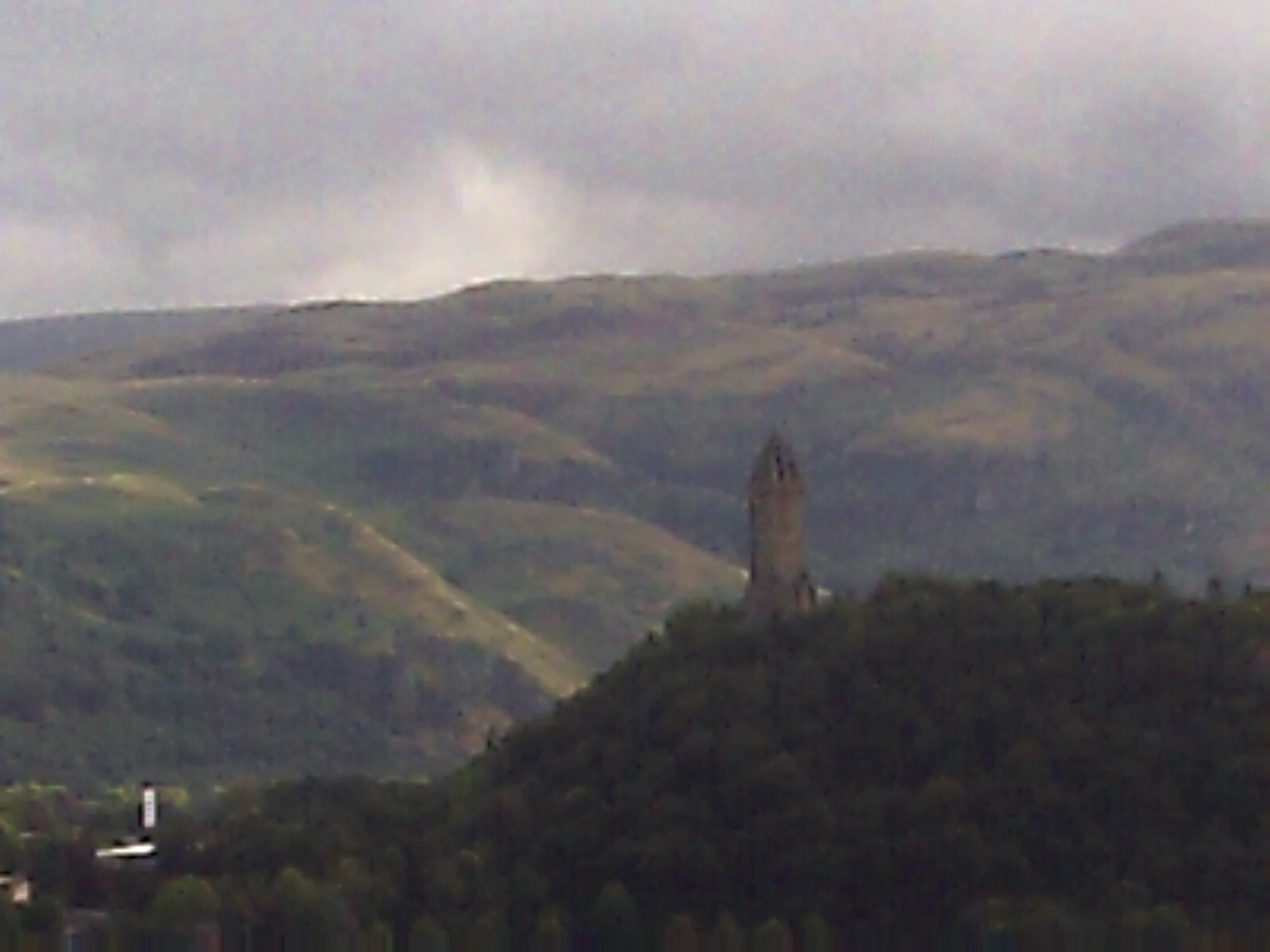 Sir William Wallace Monument - Stirling