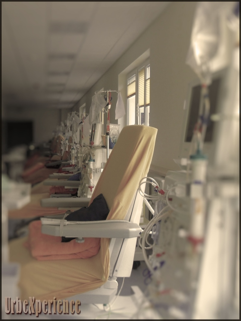 Abandoned Hospital