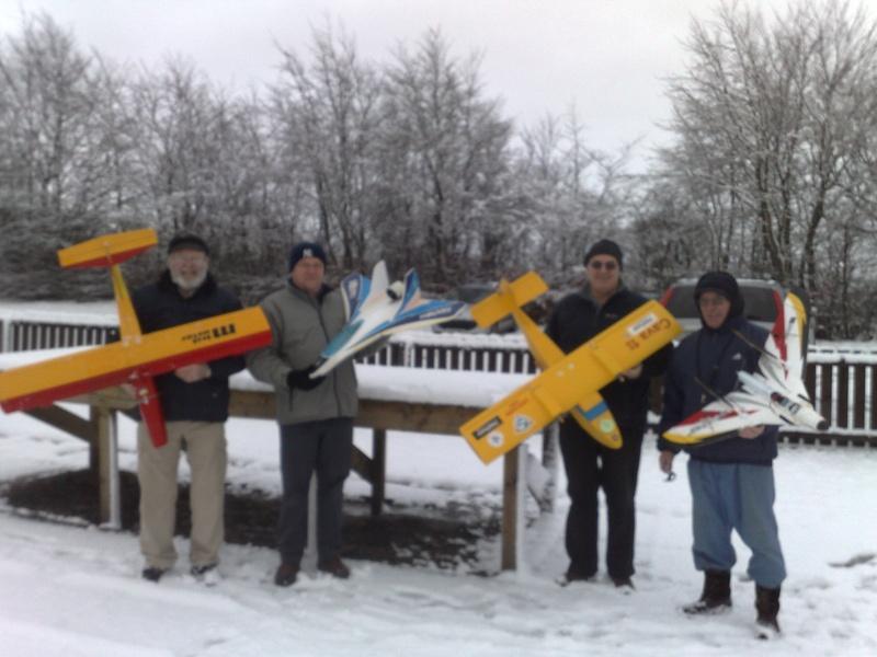 Hardy Snow Flyers