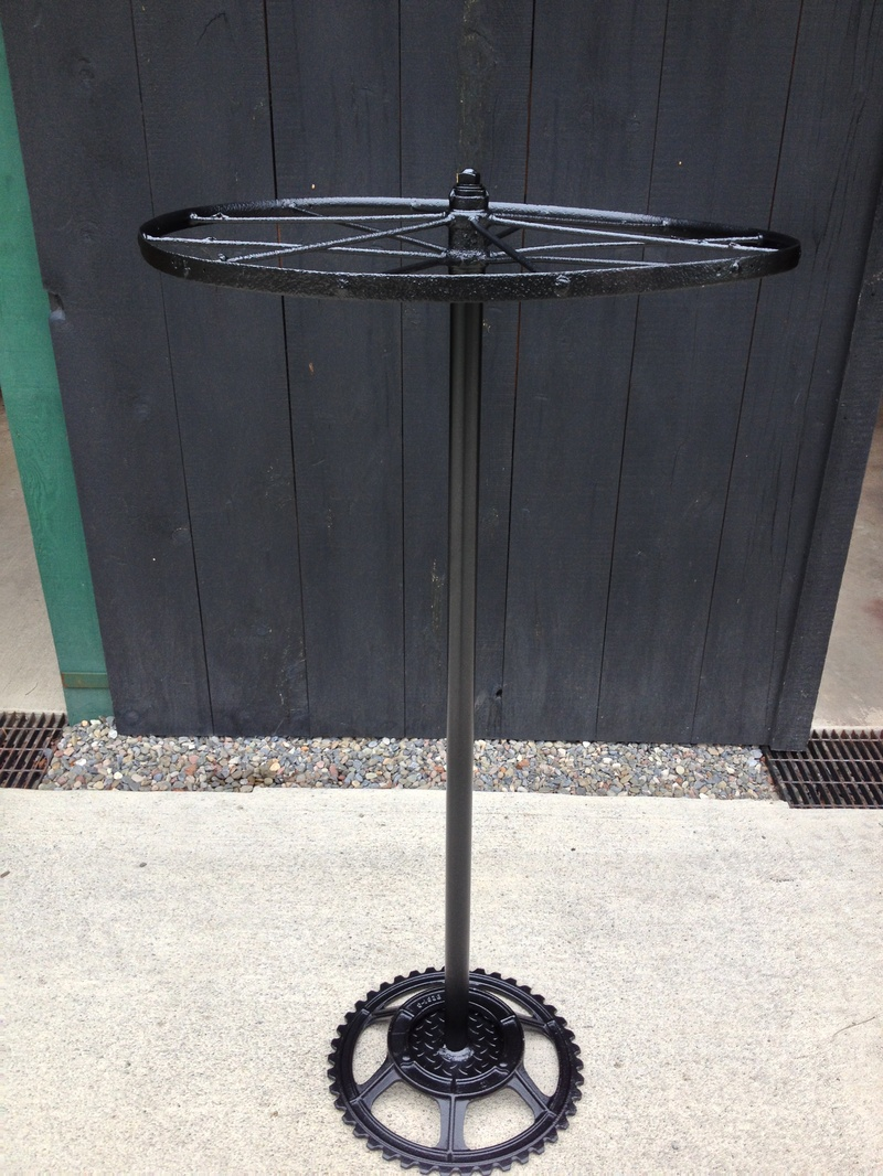 Clothing rack stand