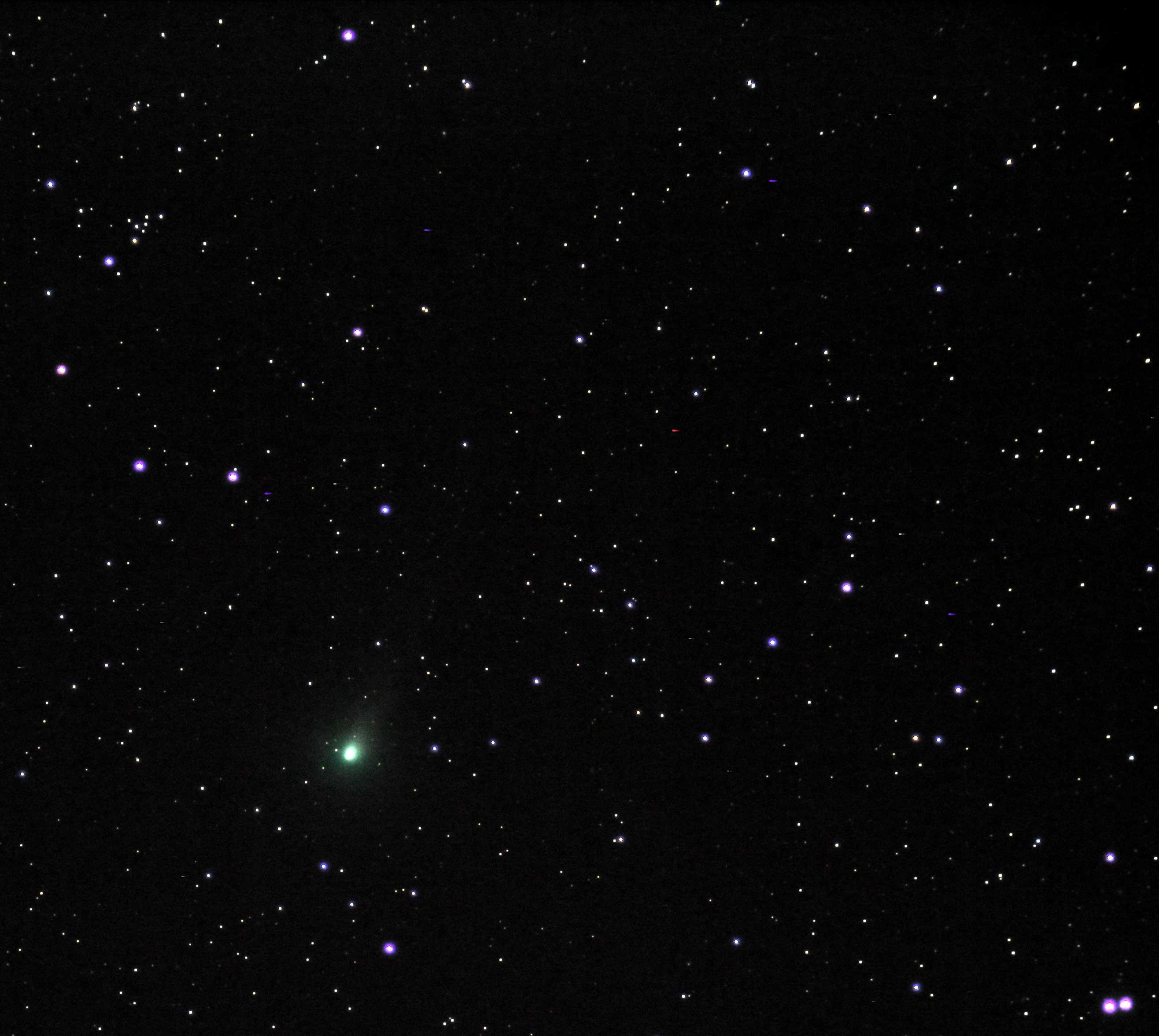 Comet Panstars