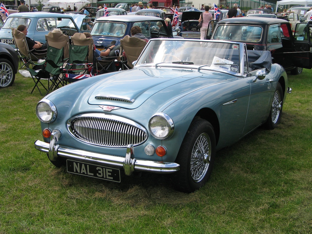 austin healey 3000 mk3 phase 2 mini fixers. Black Bedroom Furniture Sets. Home Design Ideas