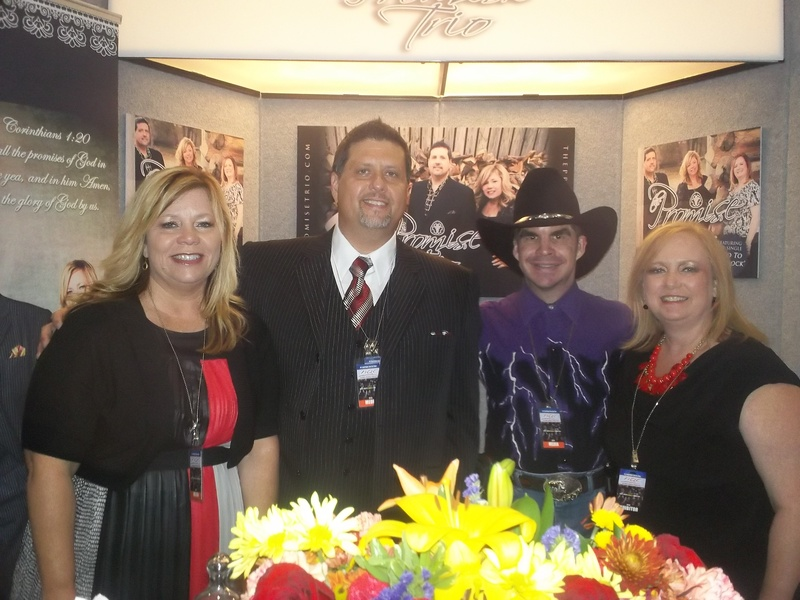 me and the promise trio NQC 2012