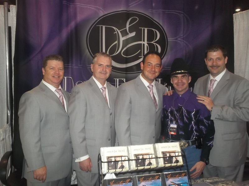 me and the down east boys NQC 2012