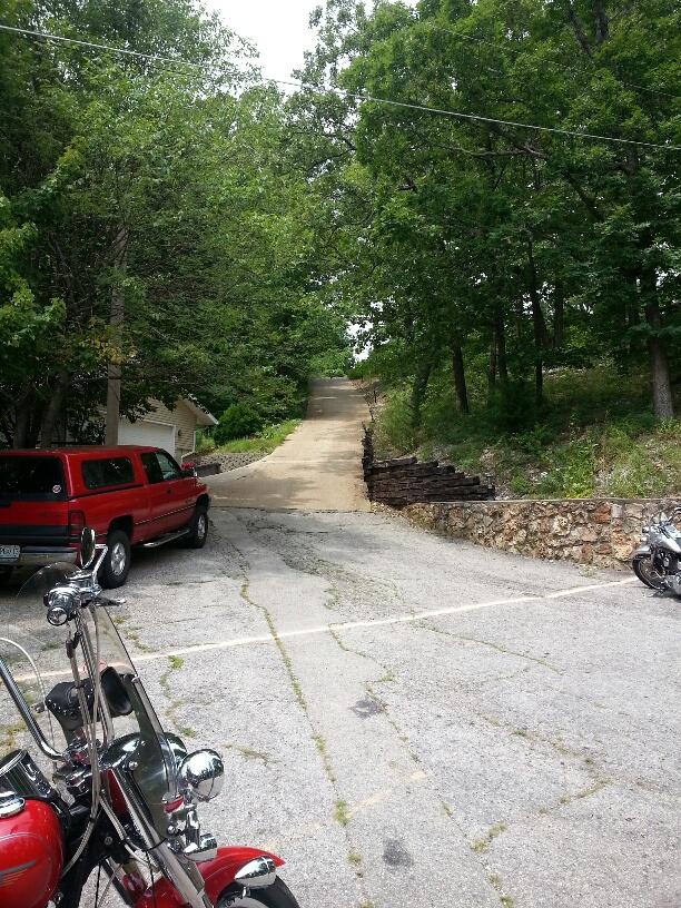 Driveway B