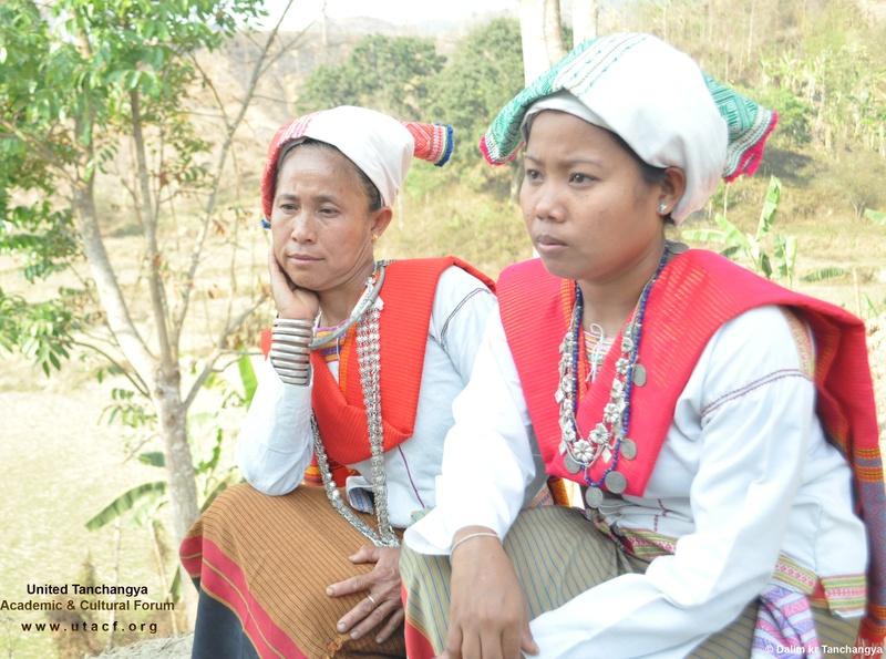 Tanchangya Women