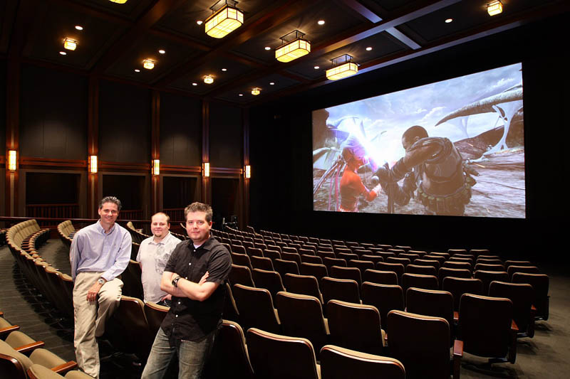 Inside ILM's Premier Theater
