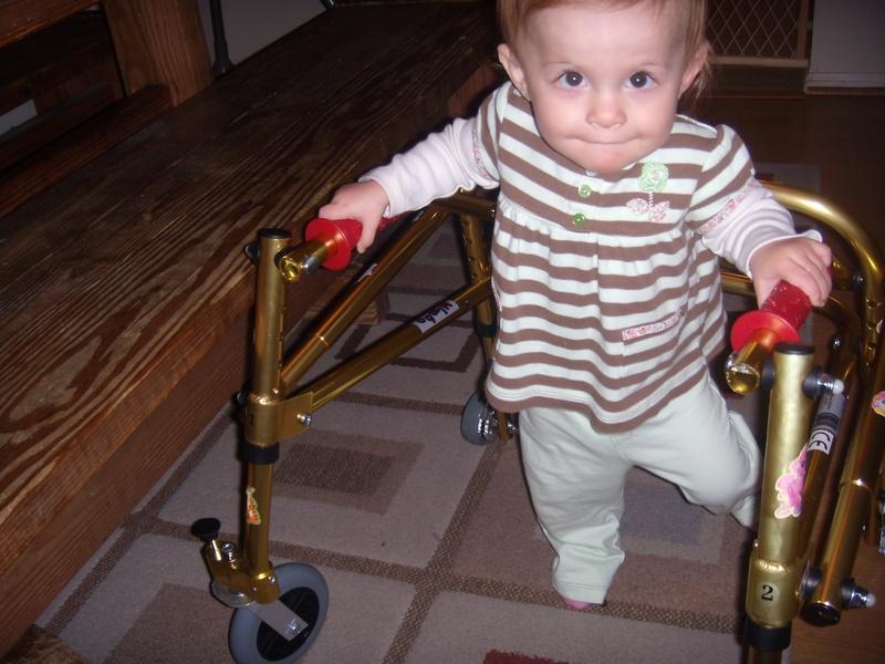 Abby's walker