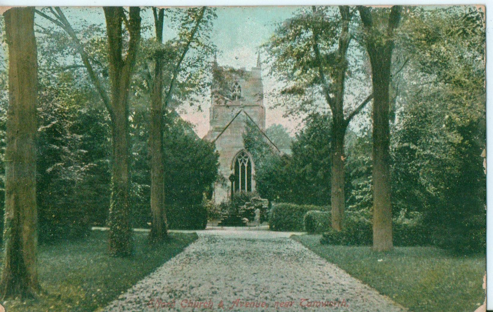 Elford Church