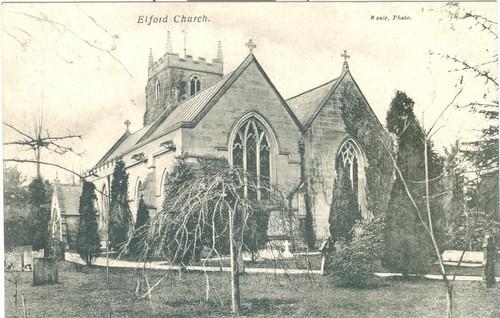 St Peters Church Elford