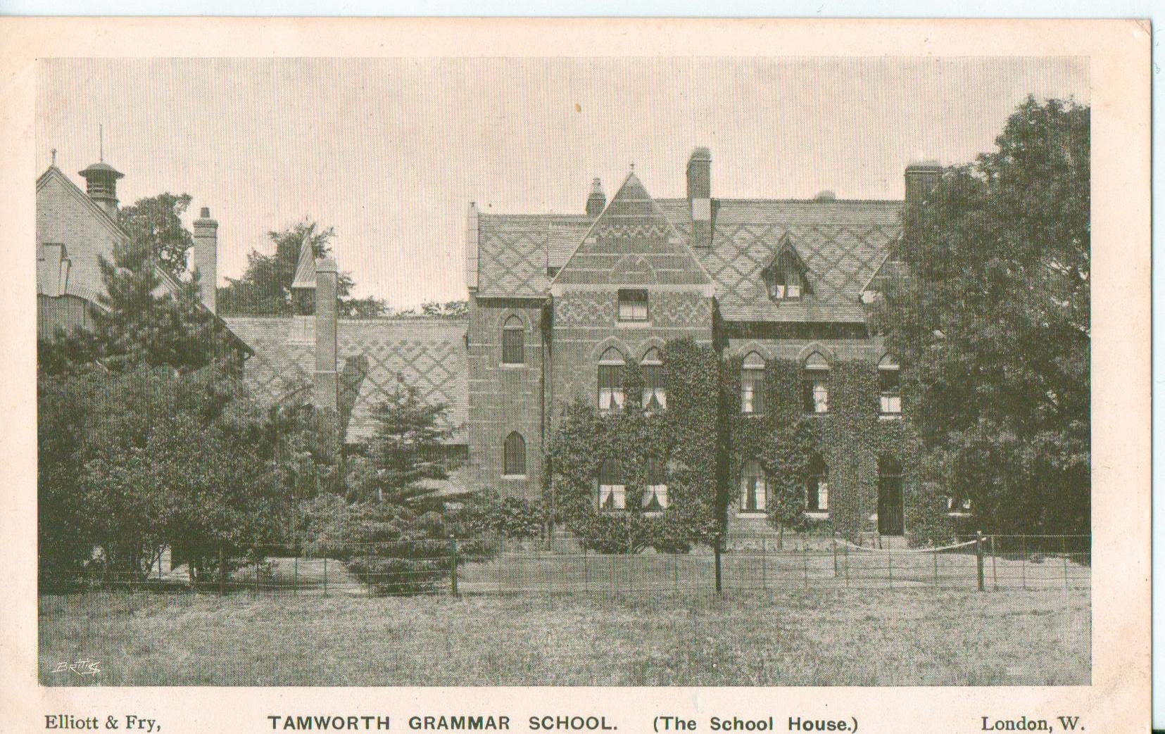 Tamworth Grammer School.