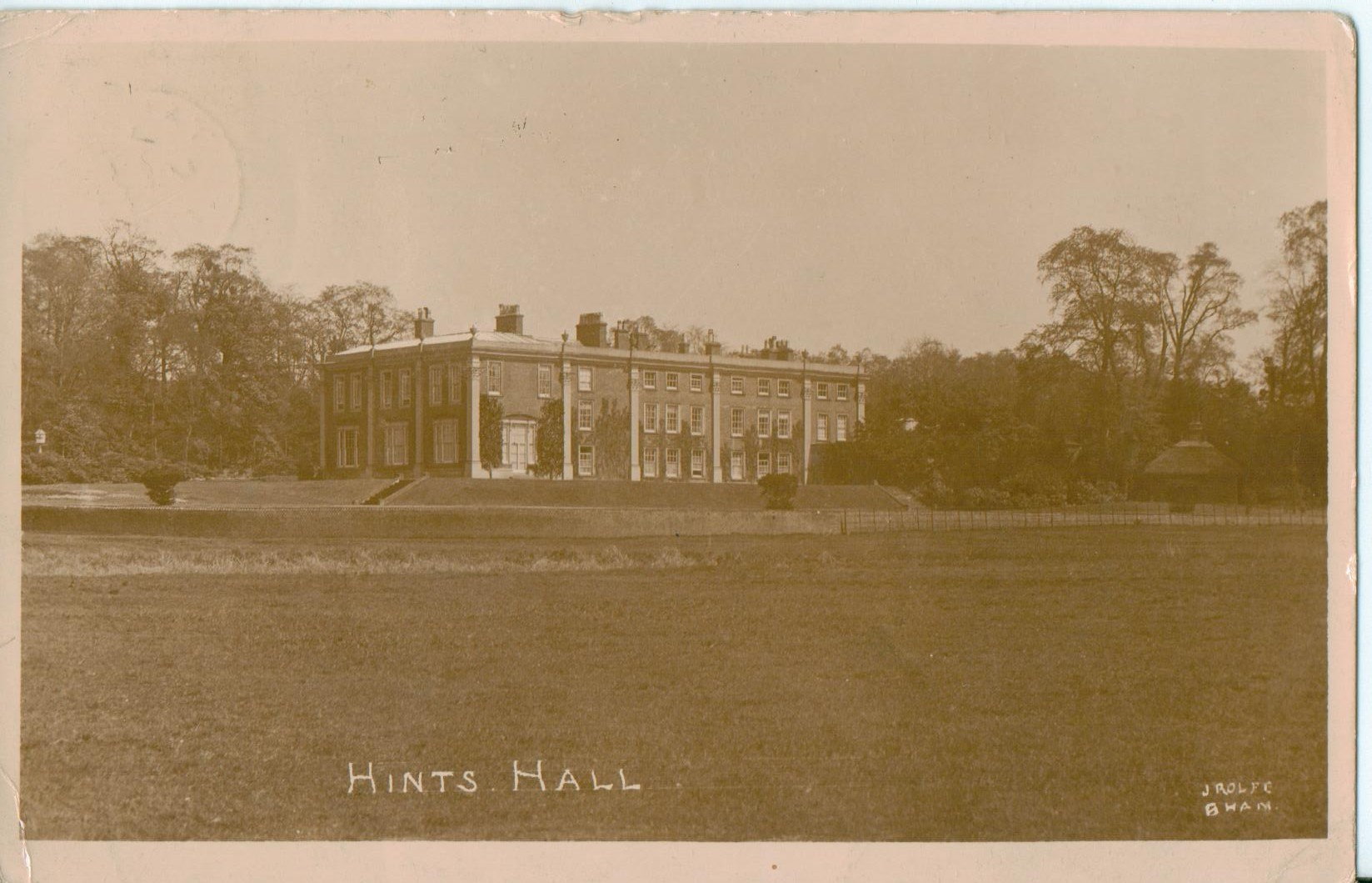 Hints Hall