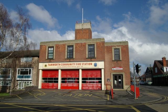 Tamworth Fire Station