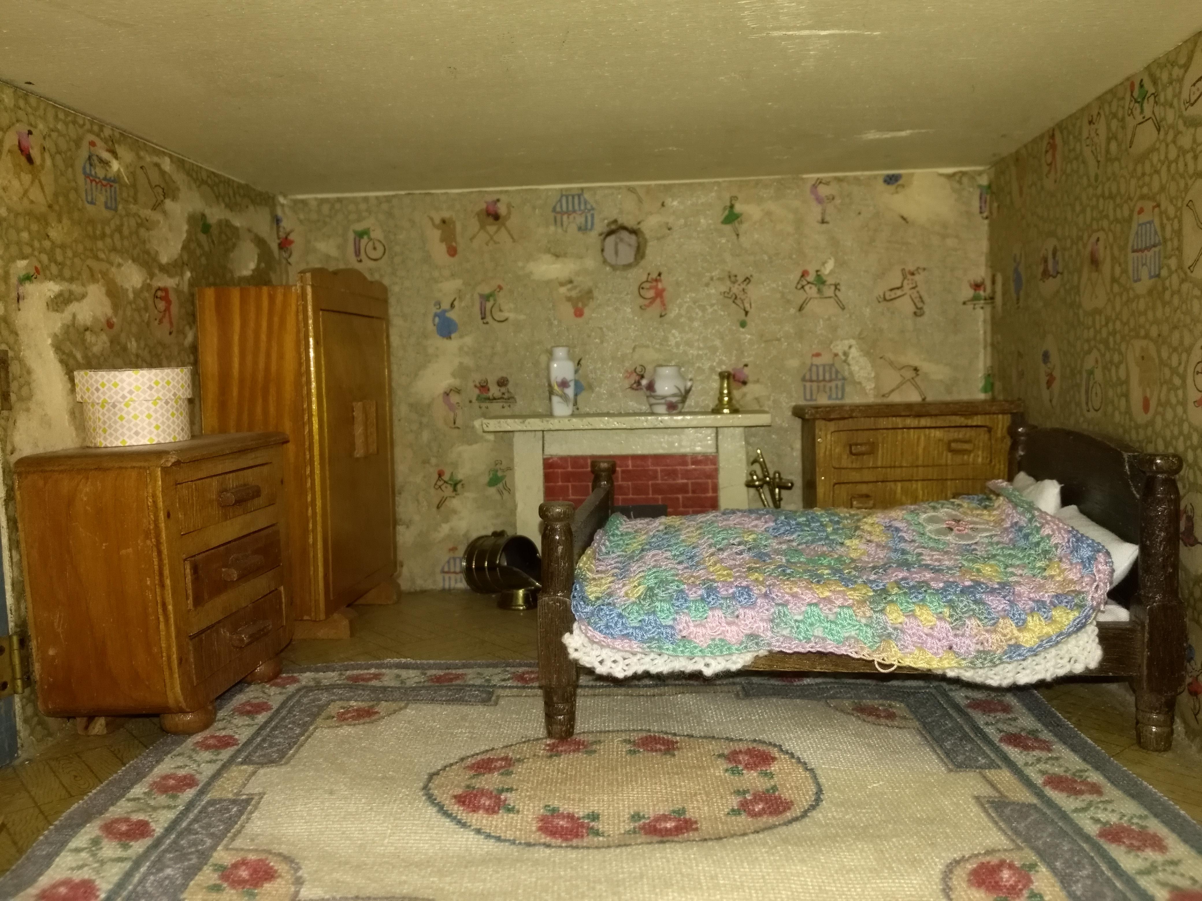 Grandma and grandads bedroom