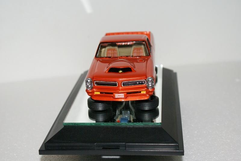 Making of GTO-NO