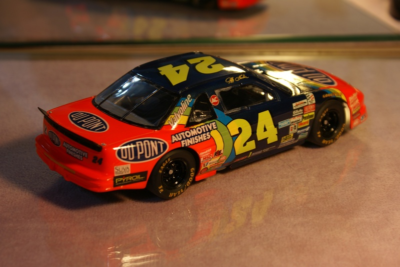 #24 Dupont Chevy