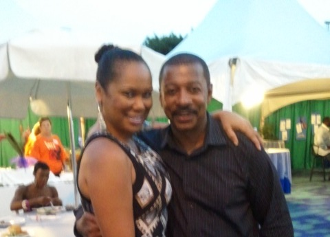 "Robert Townsend ""Mr.Hollywood Producer"""