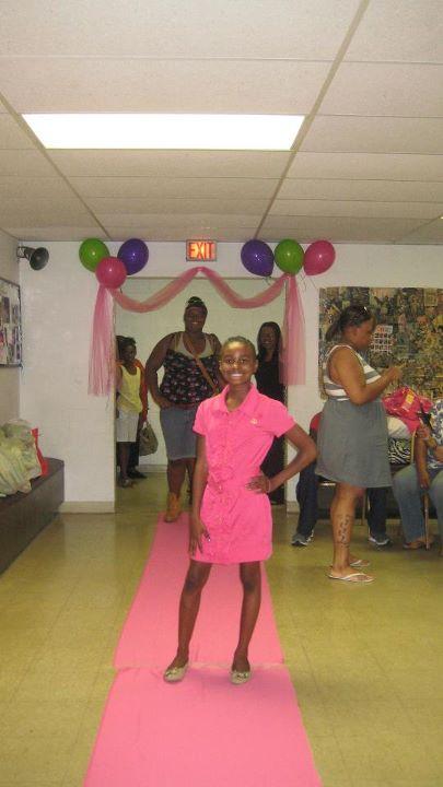 Pink Carpet Arrivals!
