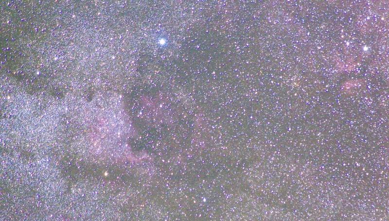 Deneb and NGC7000