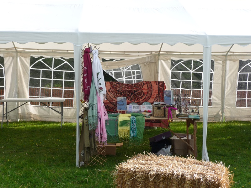 Woolderness craft stall