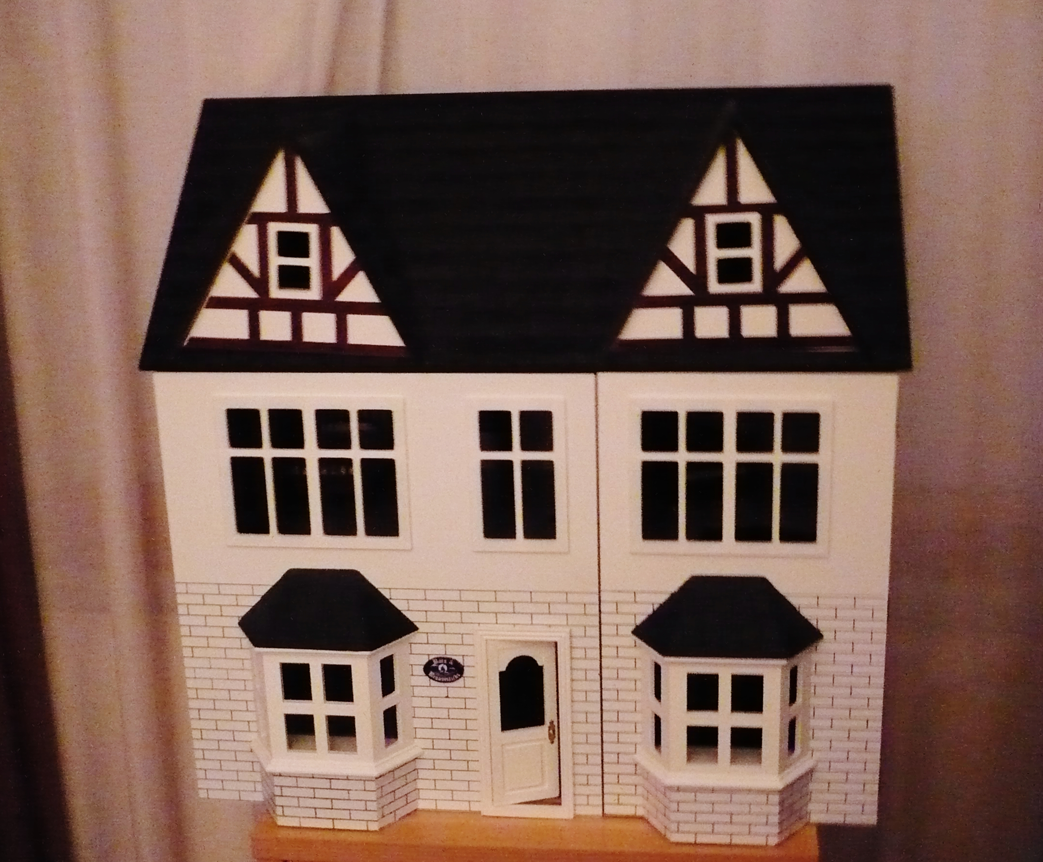 New 1/12 scale House