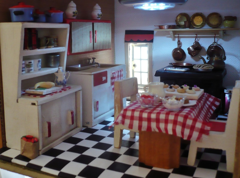 Holiday Let Kitchen
