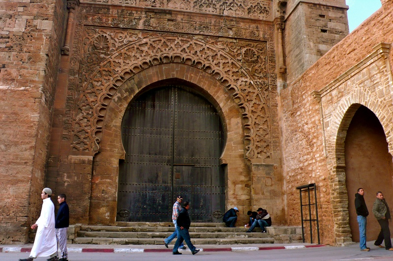 Kasbah Oudaya, Rabat