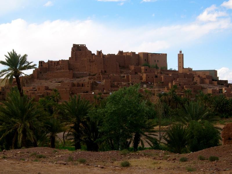 Kasbah Tifoultoute, Ouarzazate