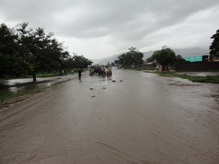 kasese flood disster