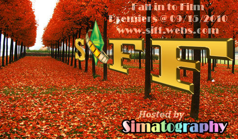 My 1st attempt at a Fall SIFF Promo