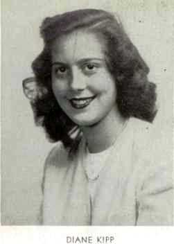 1947, Diane Kipp